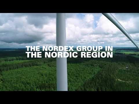 Sweden, Norway & Finland | The Nordex Group Around the World (EN)