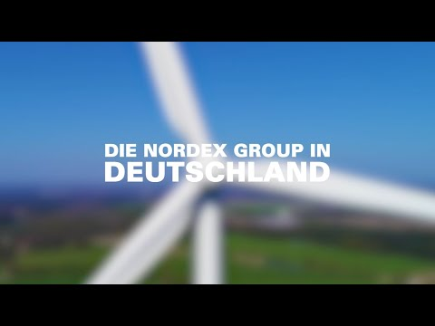 Germany - The Nordex Group around the World (DEU)