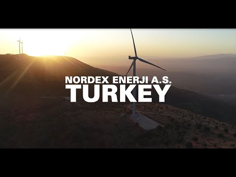 Turkey | The Nordex Group Around the World (ENG)