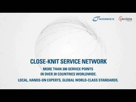 Nordex Service in Numbers (EN)